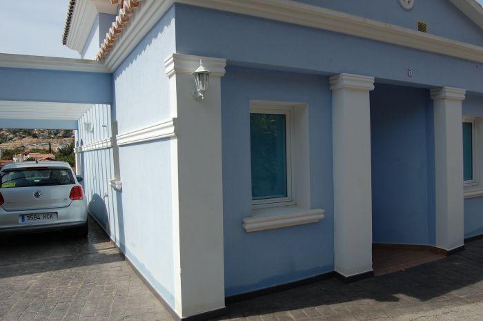 Аренда домов в кальпе испания фото
